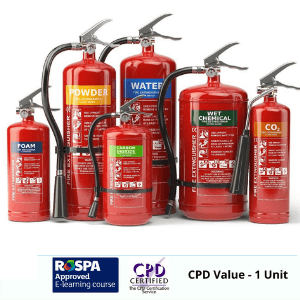 "<p style=""color:#FFFFFF"";>Fire Extinguisher Training</p>"