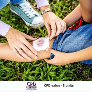 "<p style=""color:#FFFFFF"";>Paediatric First Aid Training</p>"