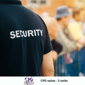 """<p style=""""color:#FFFFFF"""";>Private Security Industry Training</p>"""
