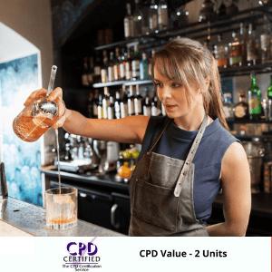 licenced premises staff training